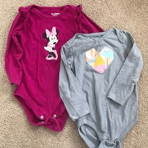 Other - 18 months baby girl bodysuits